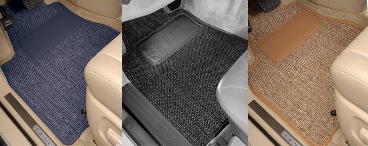 Sisal Auto Floor Mats Free Shipping